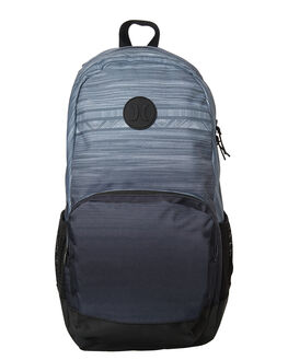 CHLORINE BLUE BLACK MENS ACCESSORIES HURLEY BAGS - ZQ050020