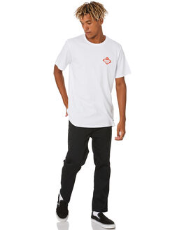 WHITE MENS CLOTHING DEPACTUS TEES - D5204002WHITE