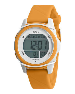 YELLOW/WHITE WOMENS ACCESSORIES ROXY WATCHES - ERJWD03236-XYNW