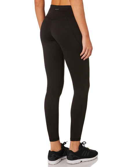 BLACK WOMENS CLOTHING PATAGONIA ACTIVEWEAR - 21961BLK