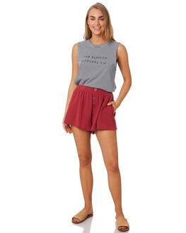 NAVY STRIPE WOMENS CLOTHING ELWOOD SINGLETS - W94004JF6
