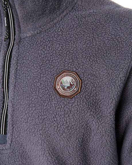 DARK GREY MENS CLOTHING HURLEY JUMPERS - CT1506021