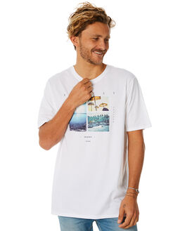 WHITE MENS CLOTHING HURLEY TEES - AO8812100