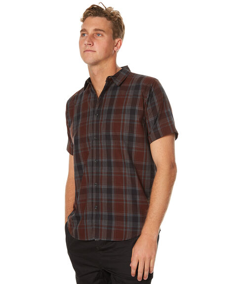OVERDYE OUTLET MENS OURCASTE SHIRTS - W1014ODGRY