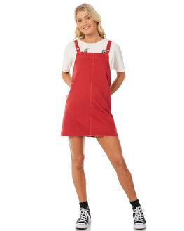 GARNET WOMENS CLOTHING RVCA PLAYSUITS + OVERALLS - R281754GAR