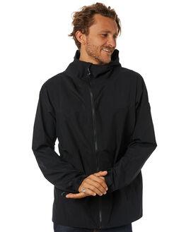 TRUE BLACK MENS CLOTHING BURTON JACKETS - 177671001SP18