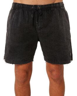 BLACK ACID MENS CLOTHING THE PEOPLE VS BOARDSHORTS - MTHBO-BKBLKAC