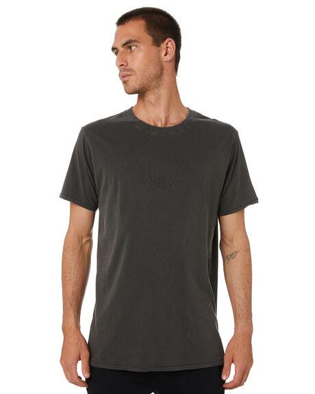 VINTAGE BLACK MENS CLOTHING O'NEILL TEES - 591110941N
