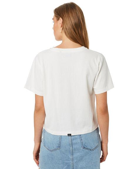 EGRET WOMENS CLOTHING THRILLS TEES - WTR9-105AEGRET