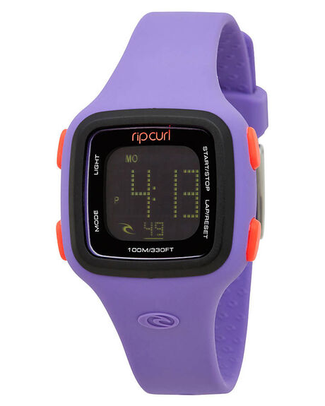 PURPLE MENS ACCESSORIES RIP CURL WATCHES - A2466G0037