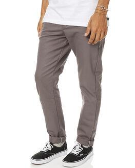 GRAVEL GREY MENS CLOTHING DICKIES PANTS - WP803VGRY