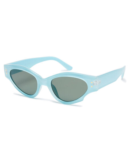 WASHED DENIM WOMENS ACCESSORIES MINKPINK SUNGLASSES - MNP2008211WDNM