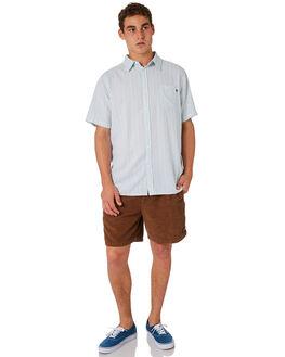 WHITE MENS CLOTHING RUSTY SHIRTS - WSM0892WHI