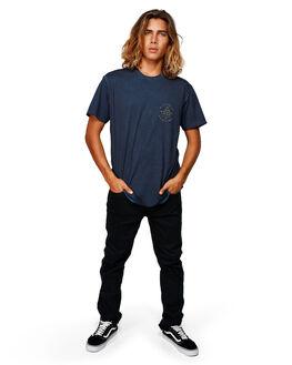 NAVY MENS CLOTHING BILLABONG TEES - BB-9592001-NVY