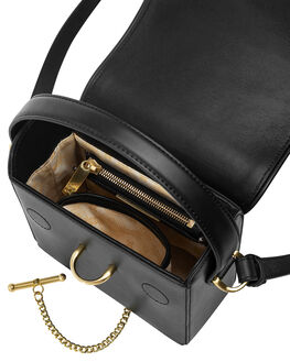 BLACK WOMENS ACCESSORIES SANCIA BAGS + BACKPACKS - 146BBLK