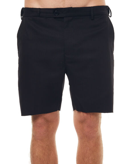 BLACK MENS CLOTHING ROLLAS SHORTS - 15132100