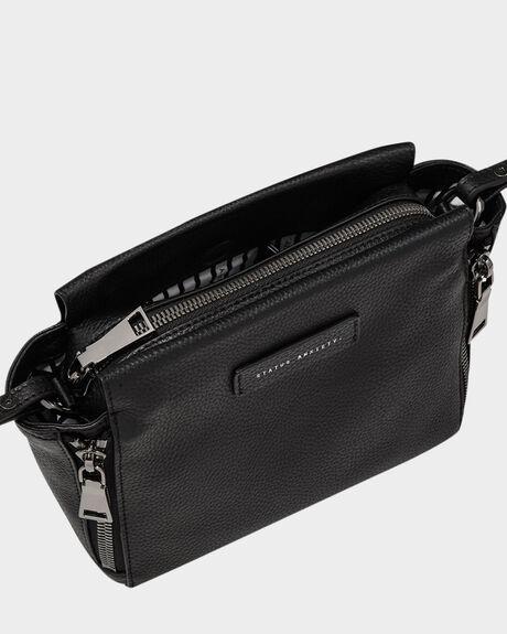 BLACK PEBBLE WOMENS ACCESSORIES STATUS ANXIETY BAGS + BACKPACKS - SA7223BBL