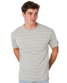 GREY MARLE MENS CLOTHING RUSTY TEES - TTM2275GMA