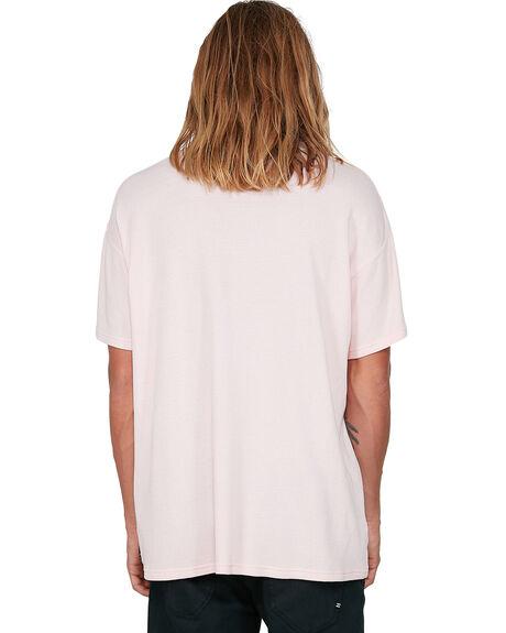 LIGHT PINK MENS CLOTHING BILLABONG TEES - BB-9504028-L29