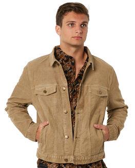 CAMEL CORD MENS CLOTHING ROLLAS JACKETS - 15262B466