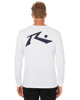 WHITE MENS CLOTHING RUSTY TEES - TTM1880WH1
