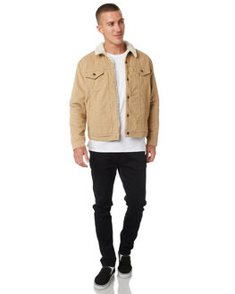 TRUE CHINO MENS CLOTHING LEVI'S JACKETS - 16365-0066