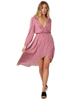 COOL LILAC WOMENS CLOTHING MINKPINK DRESSES - MP1810454COO