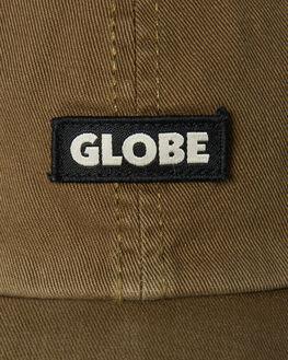 FIELD GREEN MENS ACCESSORIES GLOBE HEADWEAR - GB71819018FGRN