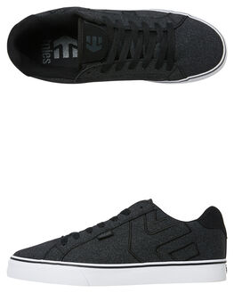 CHARCOAL MENS FOOTWEAR ETNIES SKATE SHOES - 4101000282CHAR