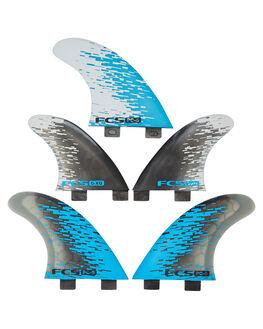 BLUE SMOKE BOARDSPORTS SURF FCS FINS - PC05-145-28-RBLUSM