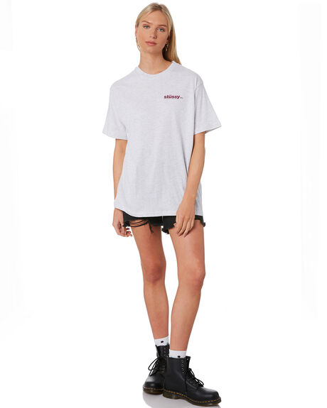 SNOW MARLE WOMENS CLOTHING STUSSY TEES - ST101008SMARL