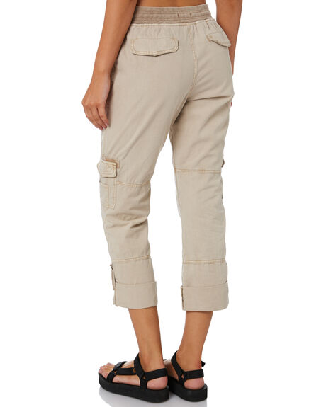 TAN OUTLET WOMENS SWELL PANTS - S8201191TAN