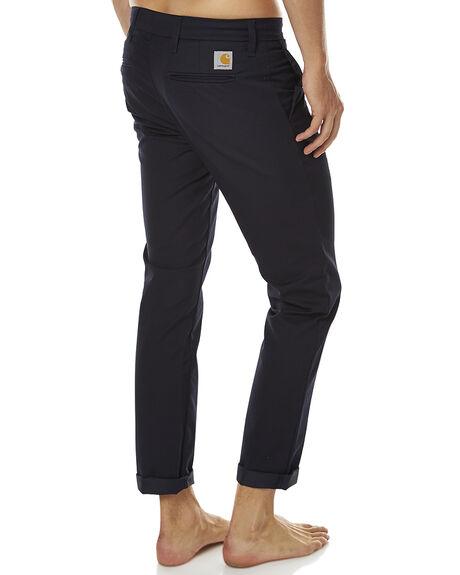 DARK NAVY MENS CLOTHING CARHARTT PANTS - I003367-1C-02DNVY