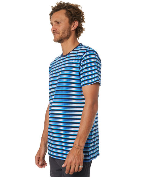 BLUE MENS CLOTHING SWELL TEES - S5184046BLUE