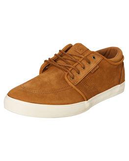 CHOC LETHER MENS FOOTWEAR KUSTOM SNEAKERS - 4991105CLTR