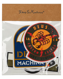 MULTI MENS ACCESSORIES DEUS EX MACHINA OTHER - DMA97853MUL