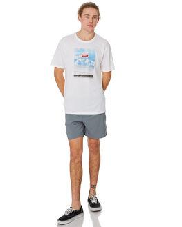WHITE MENS CLOTHING HURLEY TEES - CJ9898100