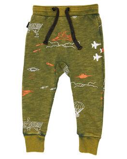 ACID GREEN KIDS BOYS RADICOOL DUDE PANTS - RD1309ACGR