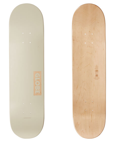 OFF WHITE BOARDSPORTS SKATE GLOBE DECKS - 10025351OWHT