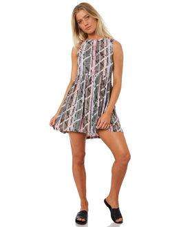 MULTI WOMENS CLOTHING VOLCOM DRESSES - B1331875MLT