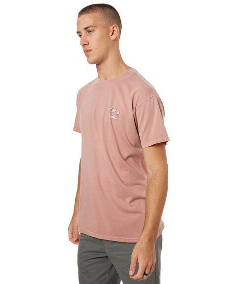 DESERT ROSE MENS CLOTHING BILLABONG TEES - 9585011DRSE