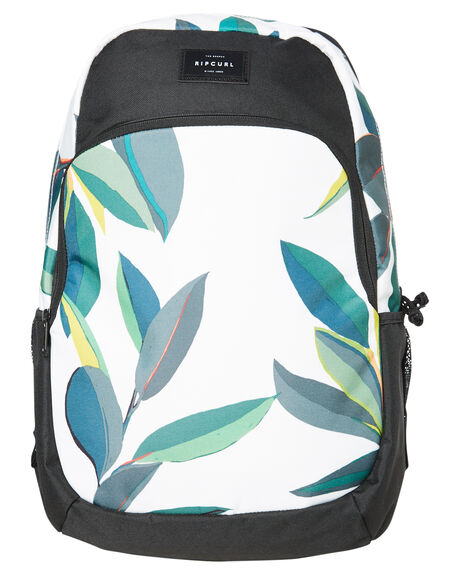 WHITE WOMENS ACCESSORIES RIP CURL BAGS + BACKPACKS - LBPLW11000