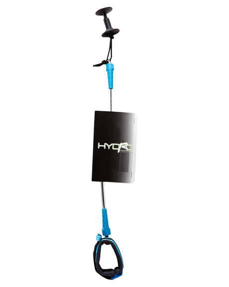 CHARCOAL BLUE SURF BODYBOARDS HYDRO ACCESSORIES - HLEACHB1