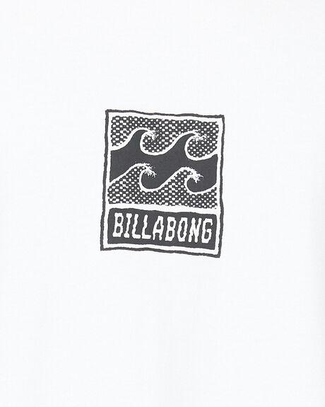 WHITE MENS CLOTHING BILLABONG TEES - BB-9592014-WHT
