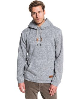 MEDIUM GREY HEATHER MENS CLOTHING QUIKSILVER JUMPERS - EQYFT04009-KPVH