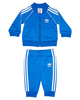 BLUE KIDS TODDLER BOYS ADIDAS ORIGINALS PANTS - CE1980BLU
