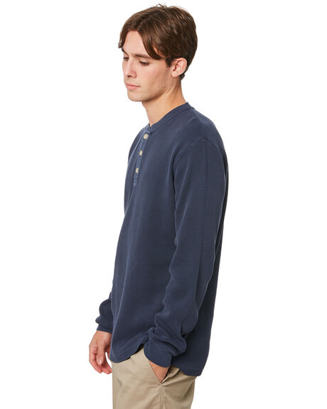 NAVY MENS CLOTHING ACADEMY BRAND TEES - 21W423NVY