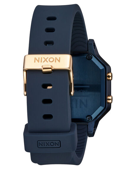 NAVY GOLD WOMENS ACCESSORIES NIXON WATCHES - A1211-1859