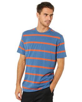 INTERSTELLAR BLUE MENS CLOTHING OAKLEY TEES - FOA4000766TR