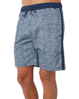 NAVY MENS CLOTHING DEPACTUS BOARDSHORTS - D5184248NAVY